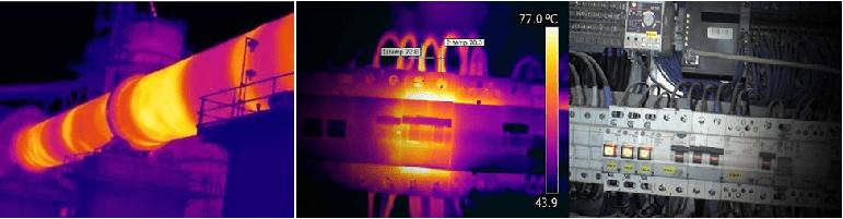 manutenção preditiva termografia